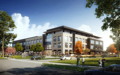 District 114 project breaks ground in Southlake, Texas